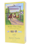 Sieze the Day (300 Large Piece Puzzle)
