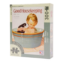 Bath Time Good Housekeeping Puzzle