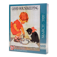 March 1920 Good Housekeeping Puzzle