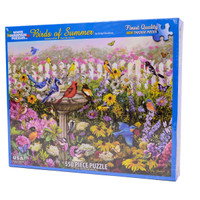 Birds of Summer Puzzle