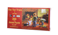 The Toy Train (300 Large Piece Puzzle)