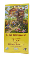 Girls Clubhouse (300 Large Piece Puzzle)