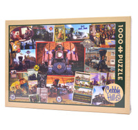 B&O Railroad Puzzle from Cobble Hill