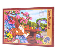 Spring Fling from Cobble Hill (275 Large Piece Easy Handling Puzzle)