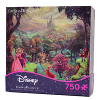 Sleeping Beauty - Thomas Kinkade - Disney