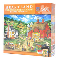 Friday Night Hoe Down - 500 PC Heartland Series