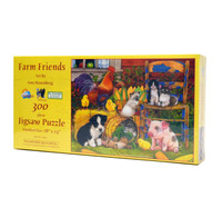 Farm Friends (300 Lg Pc)