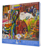 Quilter's Helpers (Large Piece Puzzle)