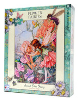 Sweet Pea Fairy (Large Piece Puzzle)