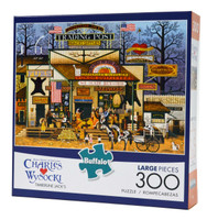 Timberline Jack's (300 Large Piece Puzzle)