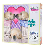 Puppy Love (300 Large Piece Puzzle)