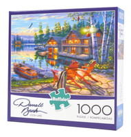 Loon Lake Puzzle Box