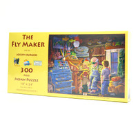 The Fly Maker (300 Large Piece Puzzle)