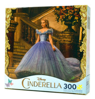 Cinderella on Staircase Large Piece Puzzle