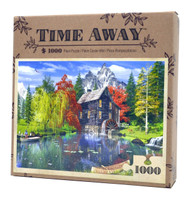 Creekside Mill jigsaw puzzle
