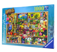 The Gardener's Cupboard - 1000pc Ravensburger Puzzle