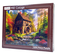Mill Cottage Jigsaw Puzzle