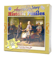 Let Us Have Peace Jigsaw Puzzle