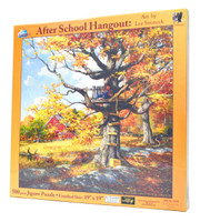 After School Hangout Jigsaw Puzzle