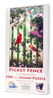 Picket Fence (300 Large Piece Puzzle)