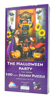 The Halloween Party (300 Large Piece Puzzle)