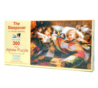 The Sleepover (300 Large Piece Puzzle)