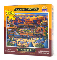 Grand Canyon National Park Jigsaw Puzzle