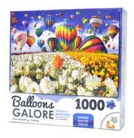 Balloon Flower Field