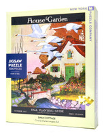 Swan Cottage (House & Garden) Puzzle