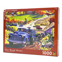 The Road Home Jigsaw Puzzle