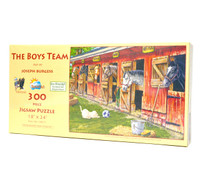 The Boys Team (300 Large Piece Puzzle)