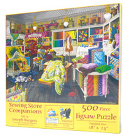 Sewing Store Companions Puzzle