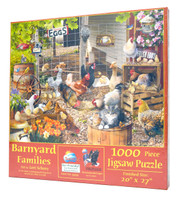 Barnyard Families Puzzle by Lori Schory