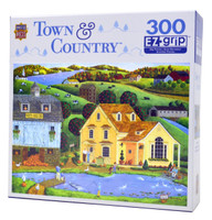 White Duck Inn large piece puzzle