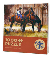 Back to the Barn Jigsaw Puzzle
