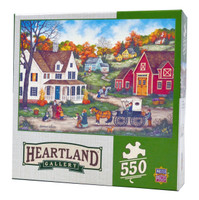 Dinner at Grandma's - Heartland Jigsaw Puzzle