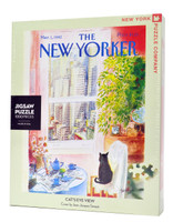 Cat's Eye View Jigsaw Puzzle
