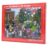 Broadway and 5th Avenue Puzzle