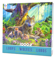 Wildlife Mountain Puzzle