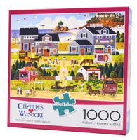 Westcott's Black Cherry Harbor Puzzle