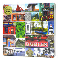 Ireland 500-Piece Jigsaw Puzzle