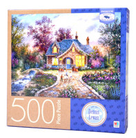 Secret Cottage Jigsaw Puzzle