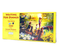 Waiting for Dinner Jigsaw Puzzle