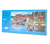 Timber Lodge Puzzle