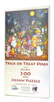 Trick or Treat Dogs Puzzle