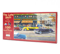The Late Shift Puzzle
