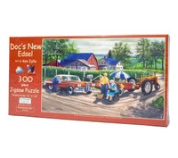 Doc's New Edsel (300 Piece Puzzle)