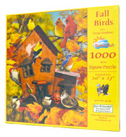 Fall Birds Jigsaw Puzzle