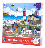 Cape Milford Light Jigsaw Puzzle