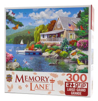 Lakeside Memories (Memory Lane Jigsaw Puzzle)